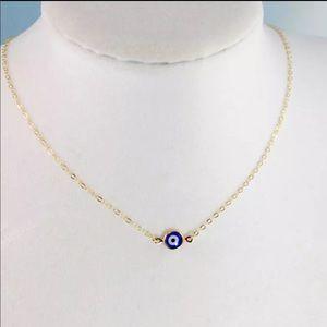 Evil eye necklace 3/$30